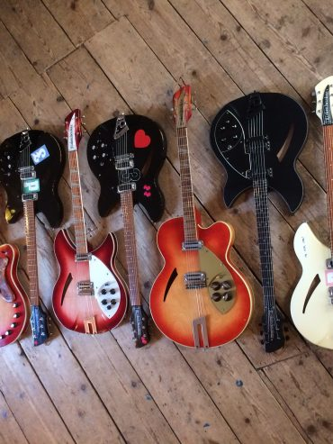 rickenbackers everywhere